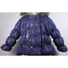 """Комплект """"Akkon"""" (синяя куртка, синие джинсы)"""