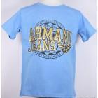 "Футболка ""Armani Junior"" (голубая)"