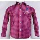 """Рубашка """"Benat Sport""""  (синяя клетка)"""