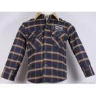 "Рубашка ""Benat Sport"" (коричневая клетка) фланелевая"