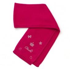 """Шарф """"Chobi"""" (шерсть) коралловый, малиновый, розовый, серый"""