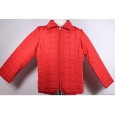 """Куртка """"Dr.Kid"""" (красная, белая)"""