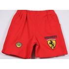 """Шорты """"Ferrari"""" красные"""