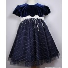"Платье ""ILGAZ"" (синее)"