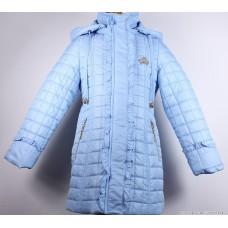 "Пальто ""Lusiming"" (голубое)"