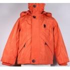 """Куртка """"Magic Crane"""" (голубая, оранжевая)"""
