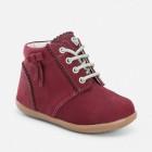 """Ботинки """"Mayoral"""" красные"""
