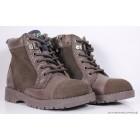 """Ботинки """"Mayoral"""" (кожа) коричневые"""