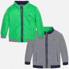"Куртка ""Mayoral"" зеленая"