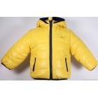 """Куртка """"Mayoral"""" (желтая, голубая) двухсторонняя"""