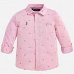 """Рубашка """"Mayoral"""" розовая"""