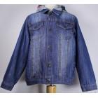 """Куртка """"McCam"""" (синяя) джинсовая"""