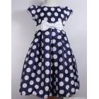 """Платье """"M&M EUDORA"""" (синее)"""