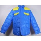 """Куртка """"Moncler"""" (голубая)"""