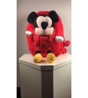 "Рюкзак ""Mickey mouse"" красный"
