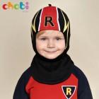 Шлем хлопковый RACER (красный) Chobi