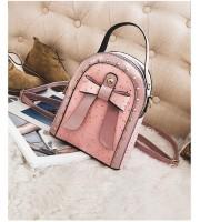 "Рюкзак-сумка ""Бант"" (розовый)"