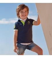 "Рубашка-поло для мальчика ""Mayoral"" (с коротким рукавом)"