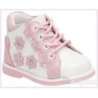 """Ботинки """"Kapika"""" (кожа) розовые"""